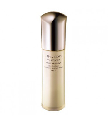 Benefiance Emulsion Jour Anti-Rides SPF15 WrinkleResist24  50ml de Shiseido