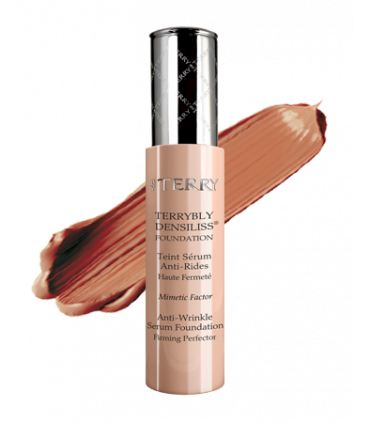 Terrybly Densiliss Foundation Teint Sérum Anti-rides Global de By Terry