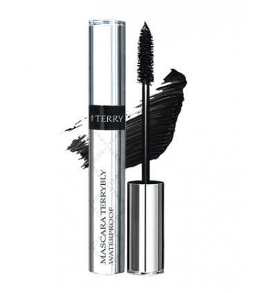 Mascara Terrybly Waterproof 01 Noir de By Terry