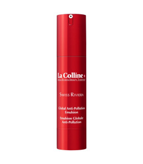 Swiss Riviera Emulsion Globale Anti-Pollution 50ml de La Colline