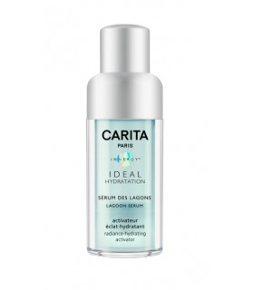 Ideal Hydratation Sérum des Lagons Activateur Eclat-Hydratant de Carita