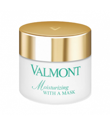 Moisturising With a Mask de Valmont