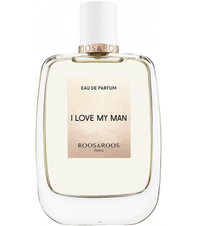 I Love My Man Eau de Parfum Vaporisateur 100ml de Roos and Roos