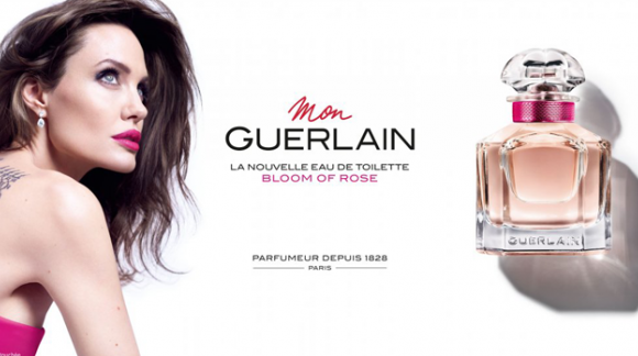 Mon Guerlain Bloom of Rose Eau de Toilette de Guerlain